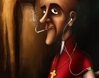 The Cool Cardinal