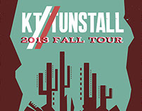KT Tunstall 2013 Fall Tour (Submission)