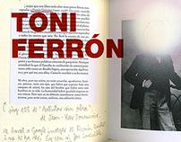 Encontre 34/ Toni Ferrón & Jordi Lafon