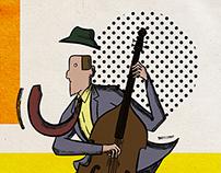 Les Trois Musiciens De Jazz