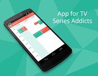 Series Addict App