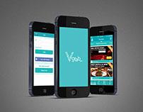 Vgrab Mobile Application