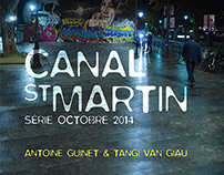 serie canal st Martin