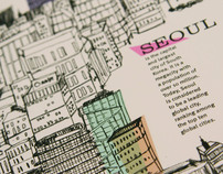 Cheonggyecheon project :: book.design