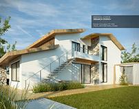 Residential Exterior: Desarch Studio+