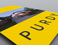 Purdy - 3D Visualisation