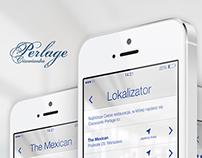 Perlage Localizer App