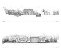 Architecture Bacherlors Degree Presentation Sheet
