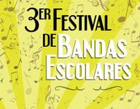3er Festival de Bandas Escolares PUCP
