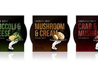 Premium Soup Concept Design