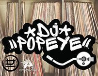 DjPopeye Logo