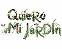 Quiero mi jardín | Branding