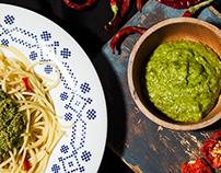 Jamie Oliver Pesto Sause