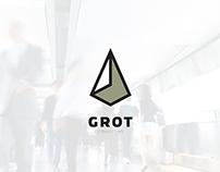 Grot Consulting branding