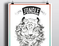 Jungle Party poster