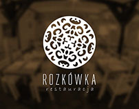 Rozkówka restaurant - Corporate Identity