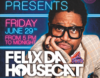 USHUAÏA & FELIX THE HOUSECAT