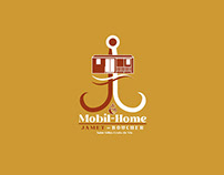 Logotype Cotage Mobil-home