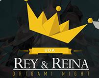 Rey y Reina UDA 2014 // Brand