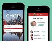 App Design - Chop