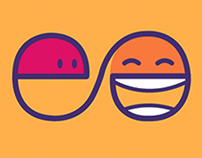 Melteampot - Logotype - School Project