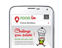 Food-in App
