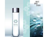 BRANDING Na'au Yoga Water
