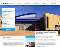 Charpie Construction - Website Design & Development
