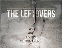 The Leftovers posters