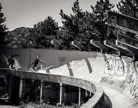 Sarajevo 1984 Bobsleigh Track