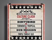 Red Bull Music Academy | Culture Clash | Creative Media