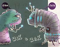 Rik & Rak