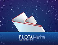 FLOTA Marine Logo Design