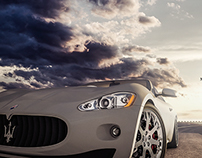 Maserati - 3D