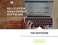 UrbanBound Website Redesign