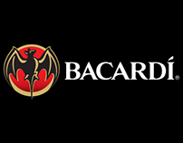 Bacardi Facebook and flash banners