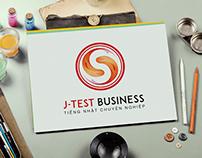 J-Test Business Logo