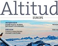 Altitudes Magazine Coverage