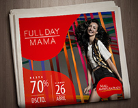 FULL DAY MAMÁ