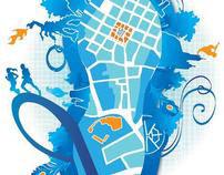 Graphic for Cracovia Maraton 2010