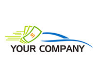 Logo Drive Dollar for Sale