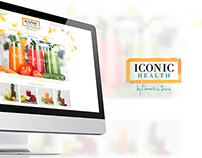 ICONIC HEALTH - Online Shop