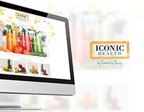 ICONIC HEALTH - Online Shop