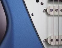 Photo Direction • James Tyler Variax guitars