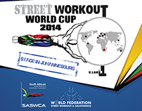 Street Workout World Cup 2014 South Africa