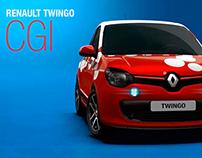 Renault Twingo CGI