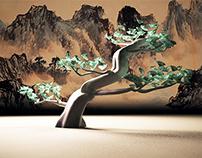 The Beautiful Chinese Vase (Interactive Installation)