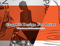 COURSE WORK - Elective in Graphic Design For Print