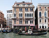 Venice as a Set | Facades