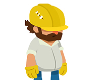 The Builder game